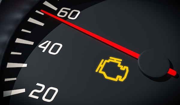 Common Reasons the Check Engine Light Is On